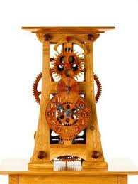 wooden gear clock plans free download woodworking projects