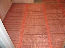 electric heated tile floor pros and cons home decor flooring