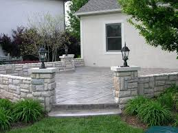 Patio Ideas ~ Backyard Concrete Patio Design Ideas Backyard ... Backyards Cozy Small Backyard Patio Ideas Deck Stamped Concrete Step By Trends Also Designs Awesome For Outdoor Innovative 25 Best About Cement On Decoration How To Stain Hgtv Impressive Design Tiles Ravishing And Cheap Plain Abbe Perfect 88 Your