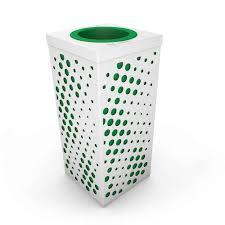 poubelle bureau tourbillon poubelle design pour bureau blanc