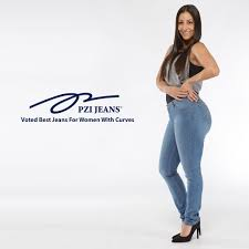 every curvy loves pzi jeans available in sizes 4 18 short