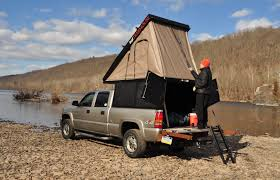 Sleep Over Your Truck With Room To Stand In Back | GearJunkie