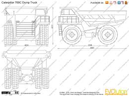 The-Blueprints.com - Vector Drawing - Caterpillar 769C Dump Truck Dump Truck Coloring Page Free Printable Coloring Pages Truck Vector Stock Cherezoff 177296616 Clipart Download Clip Art On Heavy Duty Tipper Drawing On White Royalty Theblueprintscom Bell Hitachi B40d Best Hd Pictures For Kids Kiddo Shelter Cstruction Vehicles Wanmatecom Scripted Page Wecoloringpage Remarkable To Draw A For Hub How Simple With 3376 Dump Drawings Note9info