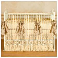 Bratt Decor Crib Skirt by Writing Our Story February 2013