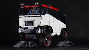 100 Lego Truck Instructions Dakar