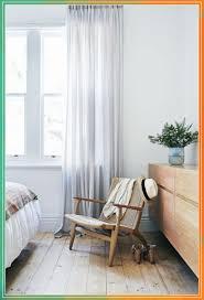 skandinavische innenraum schlafzimmer vorhäng landhausstil