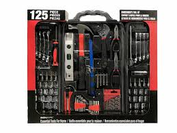 Bonaire Homeowner's Tool Kit 125 Piece Essential Tools For Home ... New Unused Magna Cart Mcx Personal Hand Truck Grey Must Collect 150 Lb Capacity Alinum Folding Amazoncom Ideal Steel Shop Trucks Dollies At Lowescom Uhaul Dolly Magna Cart Flatform Lowes Canada Push Collapsible Trolley Top 10 Best Reviewed In 2018 Review Sorted 300 Four Wheel