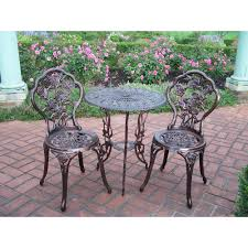 Patio Set Umbrella Walmart by Mainstays Alexandra Square 5 Piece Patio Dining Set Grey With
