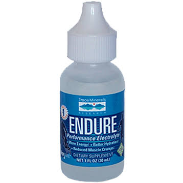 Trace Minerals Endure Dietary Supplement - 24.6ml