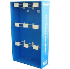 Peg Board Displays Supermarket Sidekick Corrugated