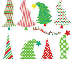 Whoville Christmas Tree by Whoville Tree Etsy