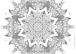 Coloring Pages Free Mandala Pagescoloring Printable
