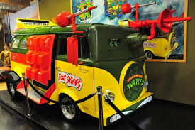 1957 Volkswagen Vanagon | Volo Auto Museum Fingerhut Teenage Mutant Ninja Turtles Micro Mutants Sweeper Ops Fire Truck To Tank With Raph Figure Out Of The Shadows Die Cast Vehicle T Nyias 2016 The Tmnt Turtle Truck Pt Tactical Donatellos Trash Toy At Mighty Ape Pop Rides Van Teenemantnjaturtles2movielunchboxpackagingbeautyshot Lego Takedown 79115 Toys Games Others On