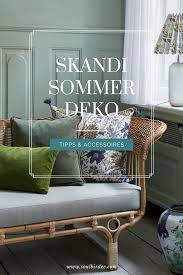 skandinavischer wohnstil dekoration interior liv