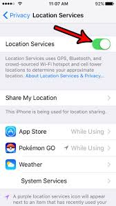 iPhone SE How to Turn f Location Services Solve Your Tech
