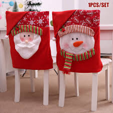 Christmas Decoration Chair Cover Home Decor Chair Cover Restaurant Hotel  Santa Claus Stool Decoratio Christmas Decoration Chair Covers Ding Seat Sleapcovers Tree Home Party Decor Couch Slip Wedding Table Linens From Waxiaofeng806 542 Details About Stretch Spandex Slipcover Room Banquet Dcor Cover Universal Space Makeover 2 Pc In 2019 Garden Slipcovers Whosale Black White For Hotel Linen Sofa Seater Protector Washable Tulle Ideas Chair Ab Crew Fabric For Restaurant Usehigh Backpurple
