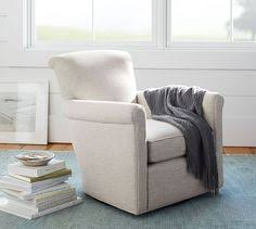 Jessica Charles Delta Swivel Chair by Jessica Charles 479 S Delta Swivel Chair 34