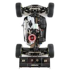 Team Losi Racing 1/8 8IGHT-X 4WD Nitro Buggy Race Kit