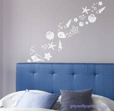 Coastal Bathroom Wall Decor by Seaside Themed Wall Stickers Google Search Office Couture