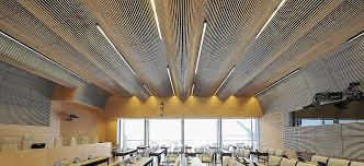 104 Wood Cielings Architectural Products Hunter Douglas Thailand Products Ceilings