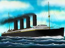 Lusitania Sinks In Real Time by Rms Lusitania 1915 By Crystal Eclair On Deviantart