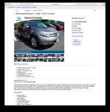 Why Manually Posting Cars To Craigslist Sucks Classic Trucks For Sale Classics On Autotrader Craigslist Jackson Tennessee Used Cars And Vans Cash Dothan Al Sell Your Junk Car The Clunker Junker Meridian Ms For By Owner Search In All Of Oklahoma Augusta Ga Low Truck And By Image 2018 Chicago 10 Al Capone May Have Driven Page 3 Dodge Ram 4500 Or 5500 Dump Ford Models At Auto Auctions Alabama Open To The Public Fniture Amazing Florida Hot Rods Customs
