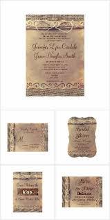 Country Western Wedding Invitations Rustic Invitation Sets Ideas