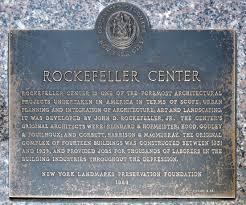 Rockefeller Center Christmas Tree Fun Facts by Rockefeller Center Wikipedia