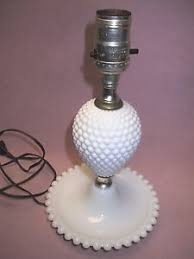 Amazing Finesse and Suave with the Milk Glass Table Lamps