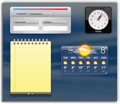 comment mettre des post it sur le bureau windows 7 comment détacher un widget du dashboard sous mac os x