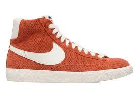 Mens Nike Blazer Mid Vintage