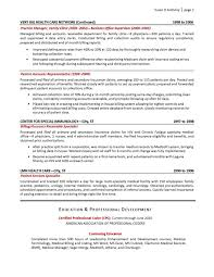 Resume Examples Sample Trucking Transportation Of Attorney Operations Manager