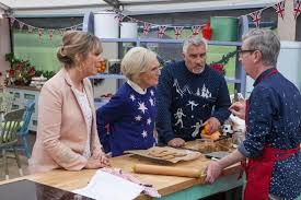 when are the great british bake off 2016 christmas specials and