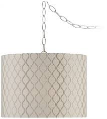 Plug In Swag Lamp Kit by Interior Interesting Swag Lamps For Your Home Interior Design