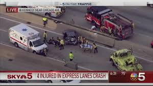 4 Injured In Multi-Vehicle Crash On Kennedy Expressway - NBC Chicago Three Killed In Glenview Garbage Truck Crash Cbs Chicago Don Jaburek Popejabureklaw Twitter Accident Lawyers Illinois Trucking Injury Attorneys Gun Drug Car Deaths Loom Large Us Longevity Gap Study Megabus From Crashes South Of Indianapolis 19 Injured Personal Lawyer Peoria Rockford Il Meyer New Electronic Logs May Help Prevent Driver Fatigue Ctortrailer Accidents In Schwaner Law 312 5 Hurt Cluding 3 Refighters Crash Volving Fire On 10 Freeway Dui Suspected That 4 Time Distracted Truck Drivers Endanger The Lives Everyone Road Flt
