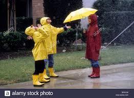 kids rain gear rain coat umbrella splash fun water weather protect