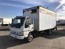 2007 Isuzu NQR Box Truck For Sale, 190,410 Miles | Phoenix, AZ ...