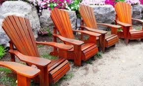 building wood outdoor furniture landscaping gardening ideas
