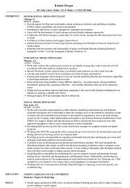 Social Media Specialist Resume Samples | Velvet Jobs 96 Social Media Director Resume Marketing Intern Sample Writing Tips Genius Templates Examples Of Letters For Employment Free 20 Simple How To List Skills On Eyegrabbing Evaluator New Student Activity Template Social Media Rumes Marketing Resume Samples Hiring Managers Will Digital Elegant Public Relations Complete Guide Advanced Excel Puter Science For Rumes Professional Retail Specialist Samples Velvet Jobs Strategist
