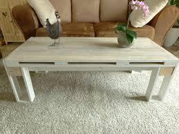 chambre table de salon en palette table basse de salon en bois