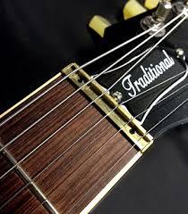 Gibson Zero Fret Nut