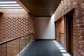 100 Contemporary Brick Architecture Gallery Of House A For 15