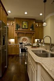 Capco Tile Colorado Springs by 7 Best Kitchens Cherry Images On Pinterest Kitchen Cabinets