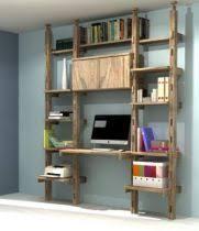 meuble bibliotheque bureau integre bibliothèque bureau intégré en frêne massif fabrication