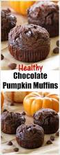 Eggless Pumpkin Muffins by Healthy Chocolate Pumpkin Muffins The Dinner Mom