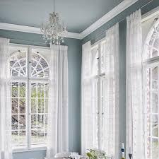 gardinen aufhängen hilfreiche tipps ideen schöner wohnen