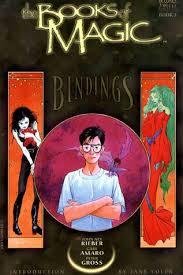 The Books Of Magic Volume 1 Bindings By John Ney Rieber