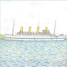Brittanic Sinking by My Drawing Of Britannic At The Begining Of Ww1 Roblox
