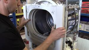 how to replace a tumble dryer belt on a bosch dryer