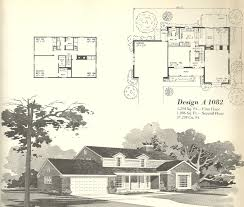 Old Maronda Homes Floor Plans century vintage homes floor plans home plan